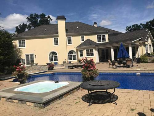 Post Paving Installation and Swimming Cleaning